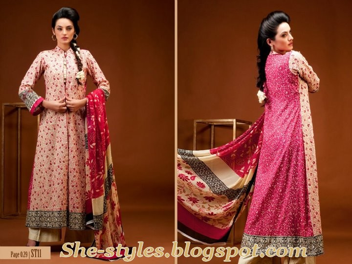 Rabea Eid Lawn Shariq Textiles She Styles Fashion Blog