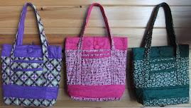 Deluxe Market Bag