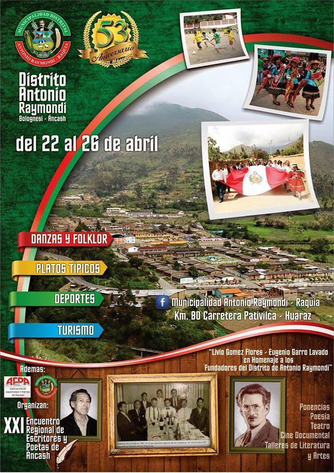 AEPA 2015 en Raquia