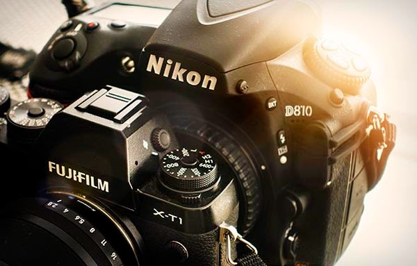 Fuji X-T1 and Nikon D810 -- how do they compare?