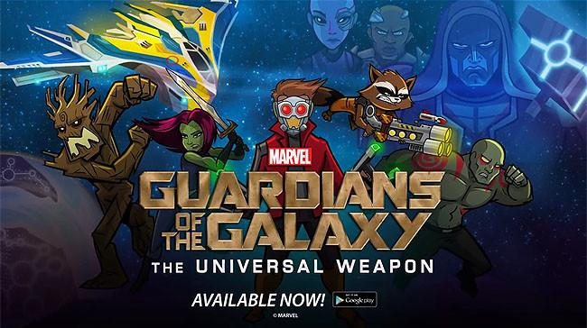 Guardianes de la Galaxia: A.U. APK Full