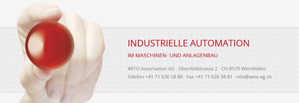 WITO Automation AG Blog