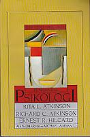 toko buku rahma: buku PENGANTAR PSIKOLOGI , pengarang rita l. atkinson, penerbit erlangga