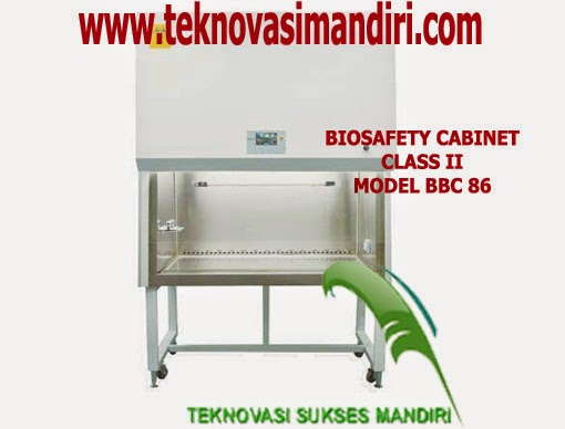 Biosafety Cabinet Class II : Model BBC 86