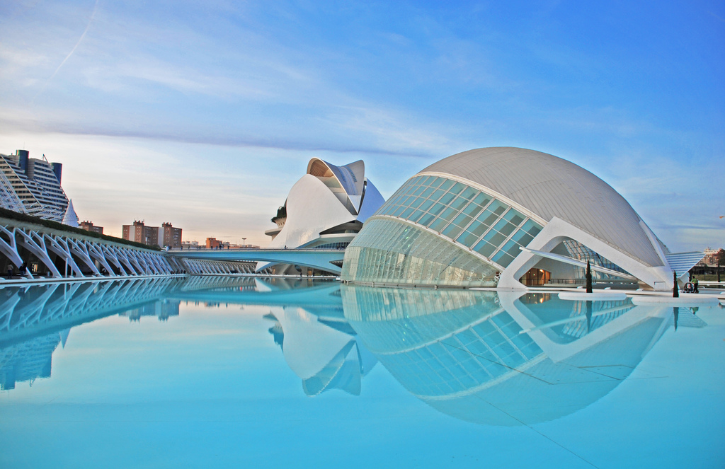 World Beautifull Places Valencia Spain Beaches Pictures
