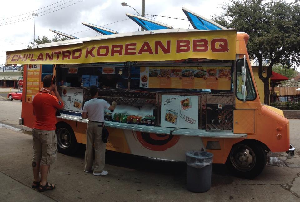 Full Throttle Flavor Food Truck Hop