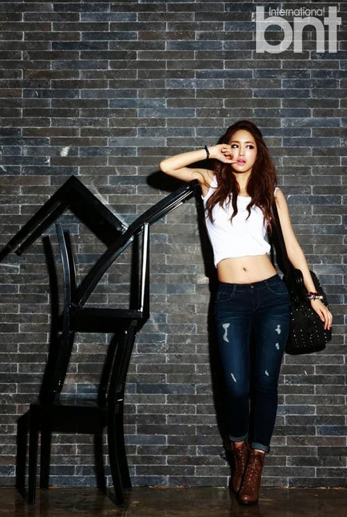 Jeong Joo Yeon - bnt International February 2014