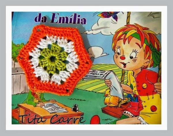Memórias de Emília e mais um Hexágono Colorido