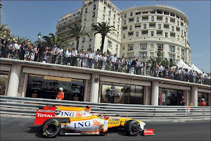 I Want Monaco F1 GP