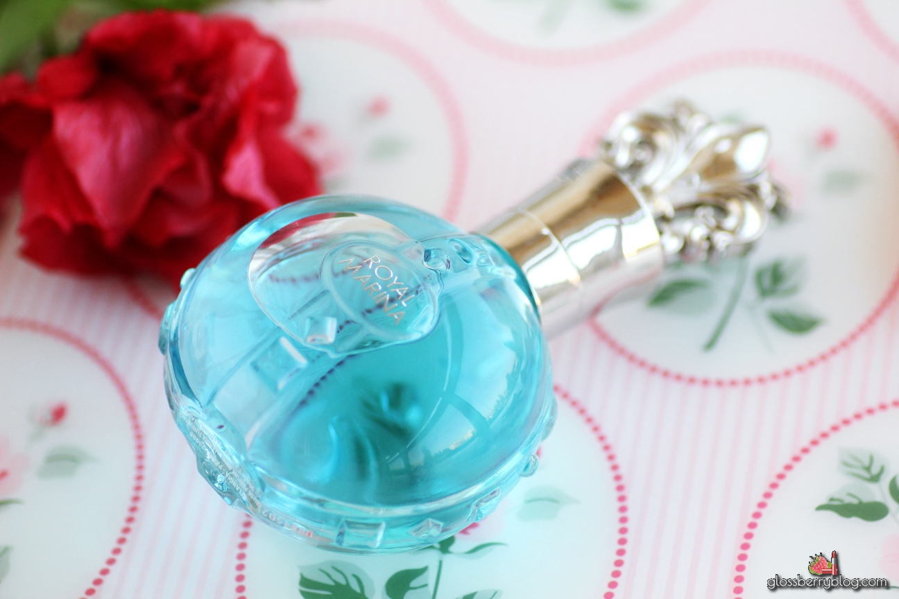 Marina de Bourbon - Royal Marina Turquoise perfume givenchy ange au demon בושם