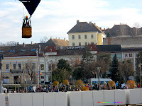 Viziteaza orasul Tg Mures din balon