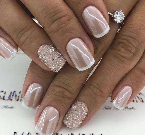 fransk naglar