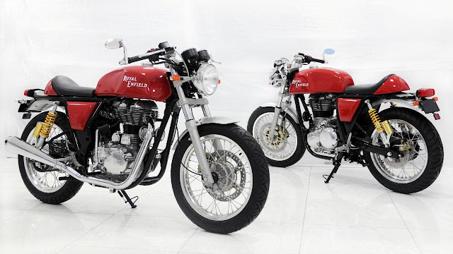 Royal Enfield cafe Racer | Royal Enfield Continental GT 535 EFI | Cafe racer | concept bikes