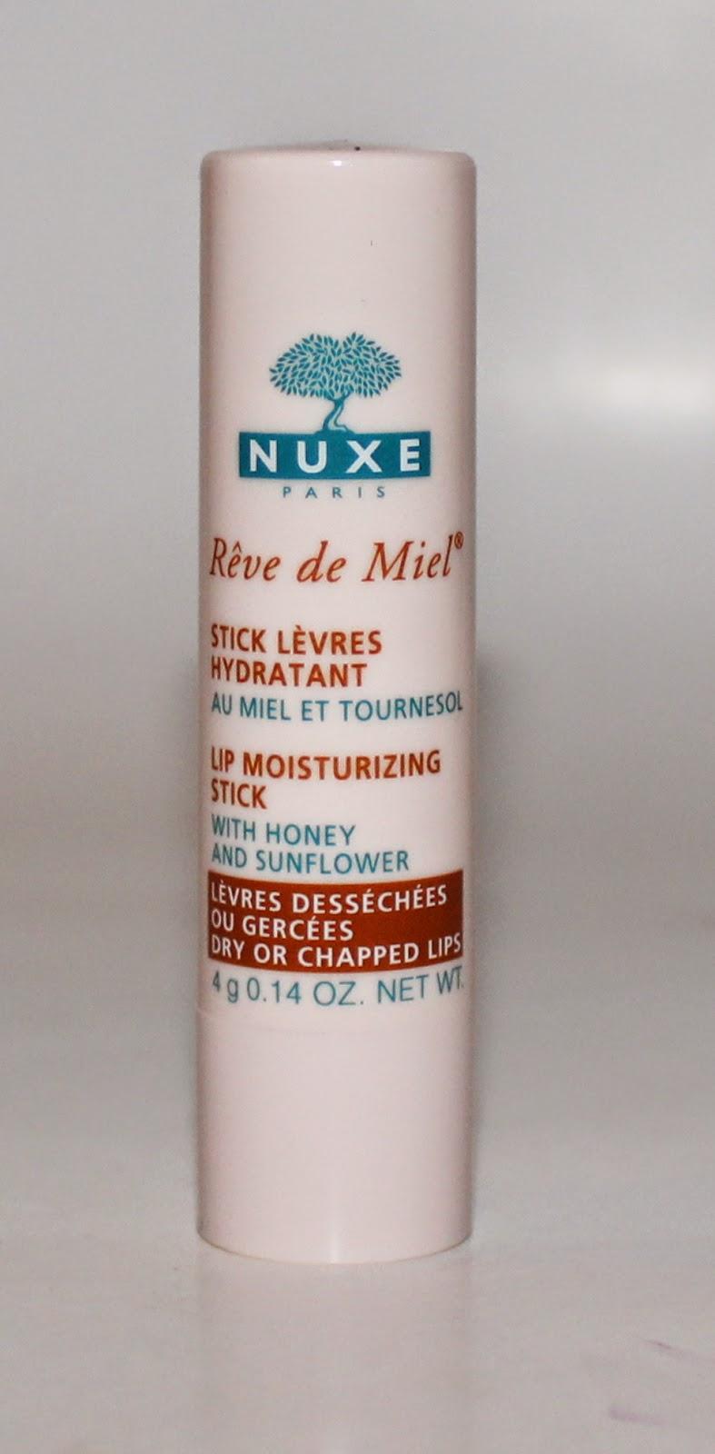 Nuxe Rêve de Miel Lip Moisturizing Stick