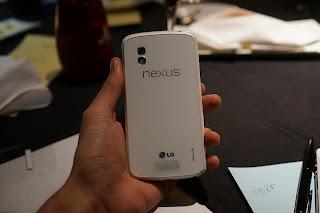 Google LG Nexus 4 White