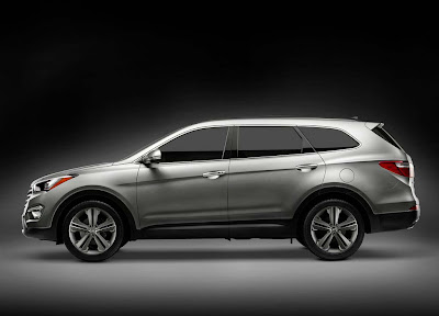 2013 Hyundai Santa Fe Review and Pictures