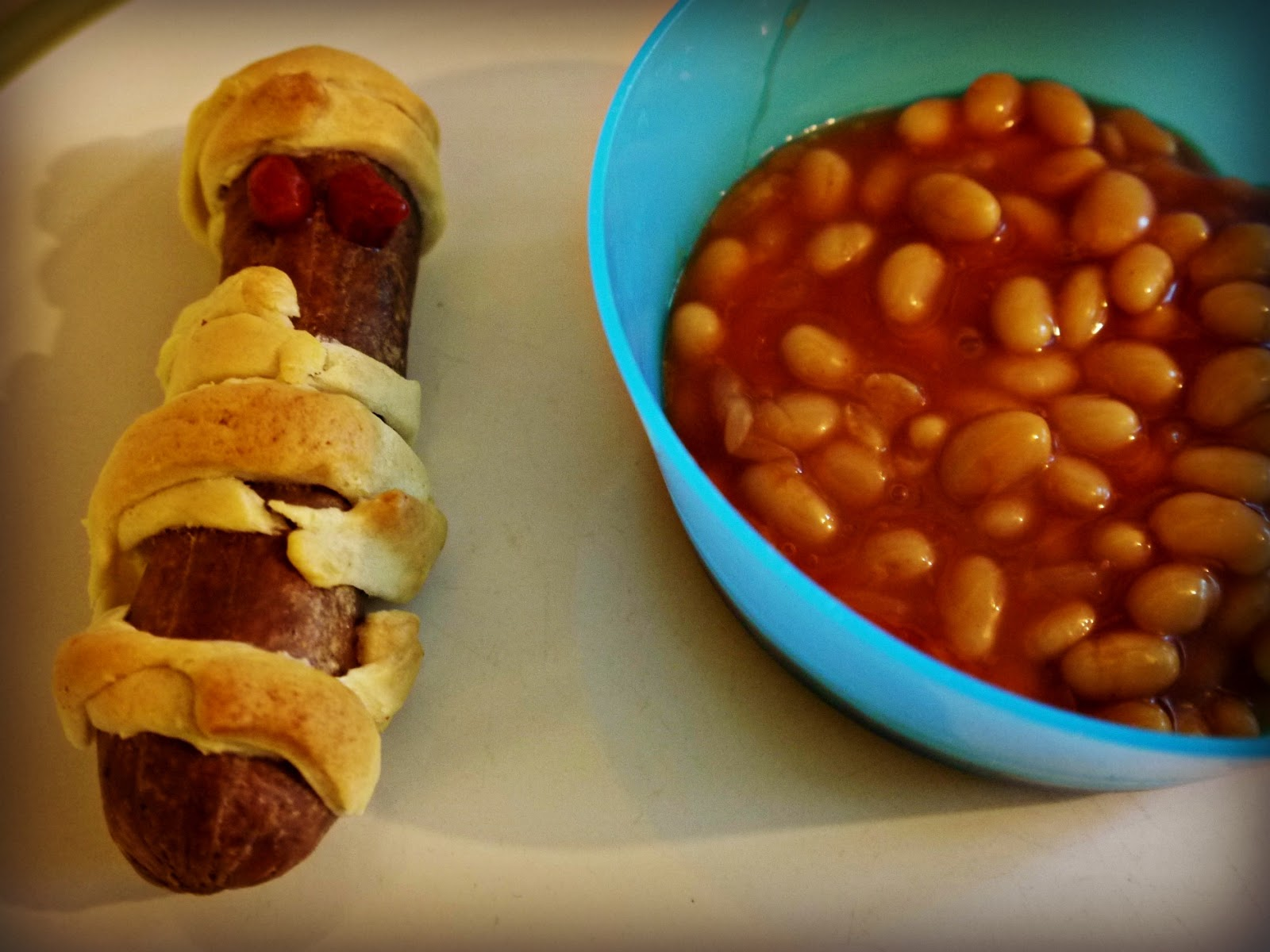 Inside the Wendy House: Egyptian Mummy Sausage Roll Recipe for ...