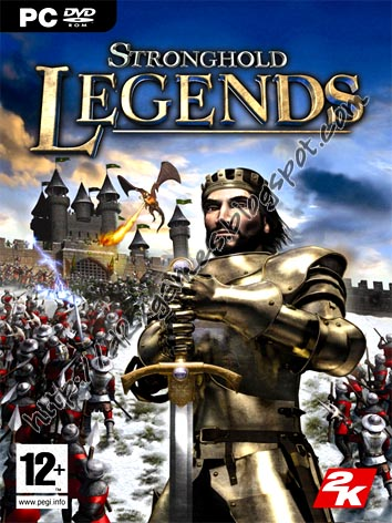 Free Download Games - Stronghold Legends