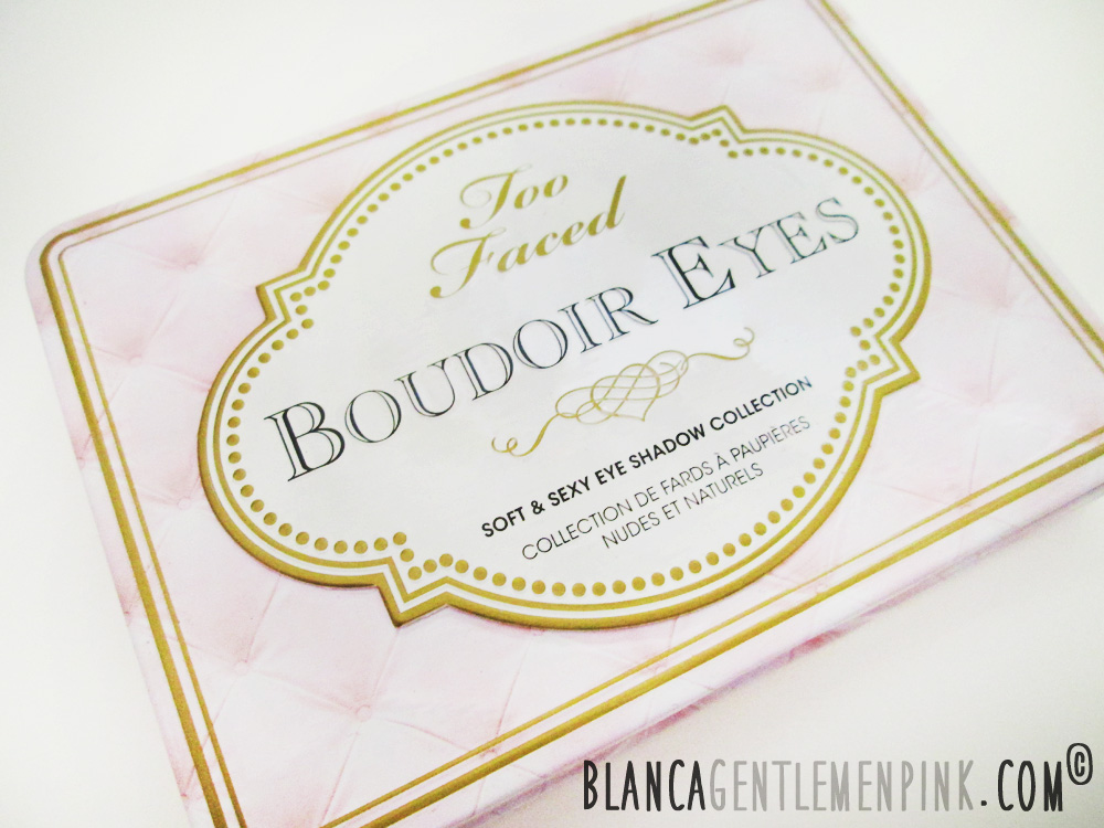 Clon Boudoir Eyes Too Faced