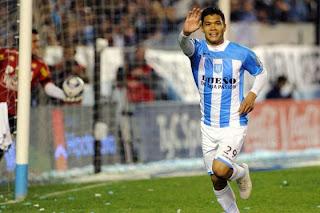 Teófilo Gutiérrez reapareció con gol en Argentina