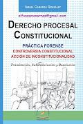DERECHO PROCESAL CONSTITUCIONAL PRACTICA FORENSE CONTROVERSIA CONSTITUCIONAL