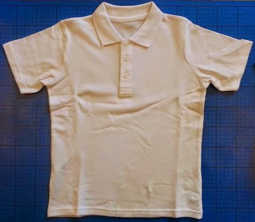 Matalan UK Autumn Winter 2014 school uniform review polo shirts
