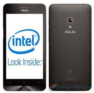 HP ASUS Zenfone 5 [A500CG] - Black