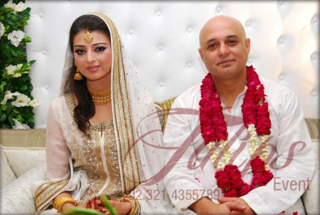 Ali Azmat Wedding Pictures