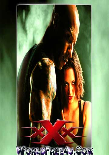 Poster Of xXx (2002) In Hindi English Dual Audio 300MB Compressed Small Size Pc Movie Free Download Only At 300Mb.cc