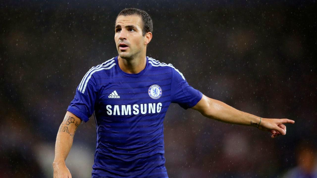 Fabregas Merasa Bahagia Bermain Untuk Skuad Chelsea