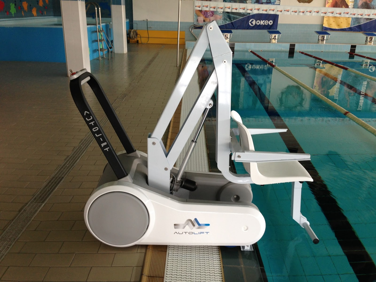 Mobility Products For Disabled People Pool Access Lift