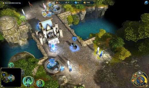لعبة Might & Magic Heroes VI للكمبيوتر والاب توب