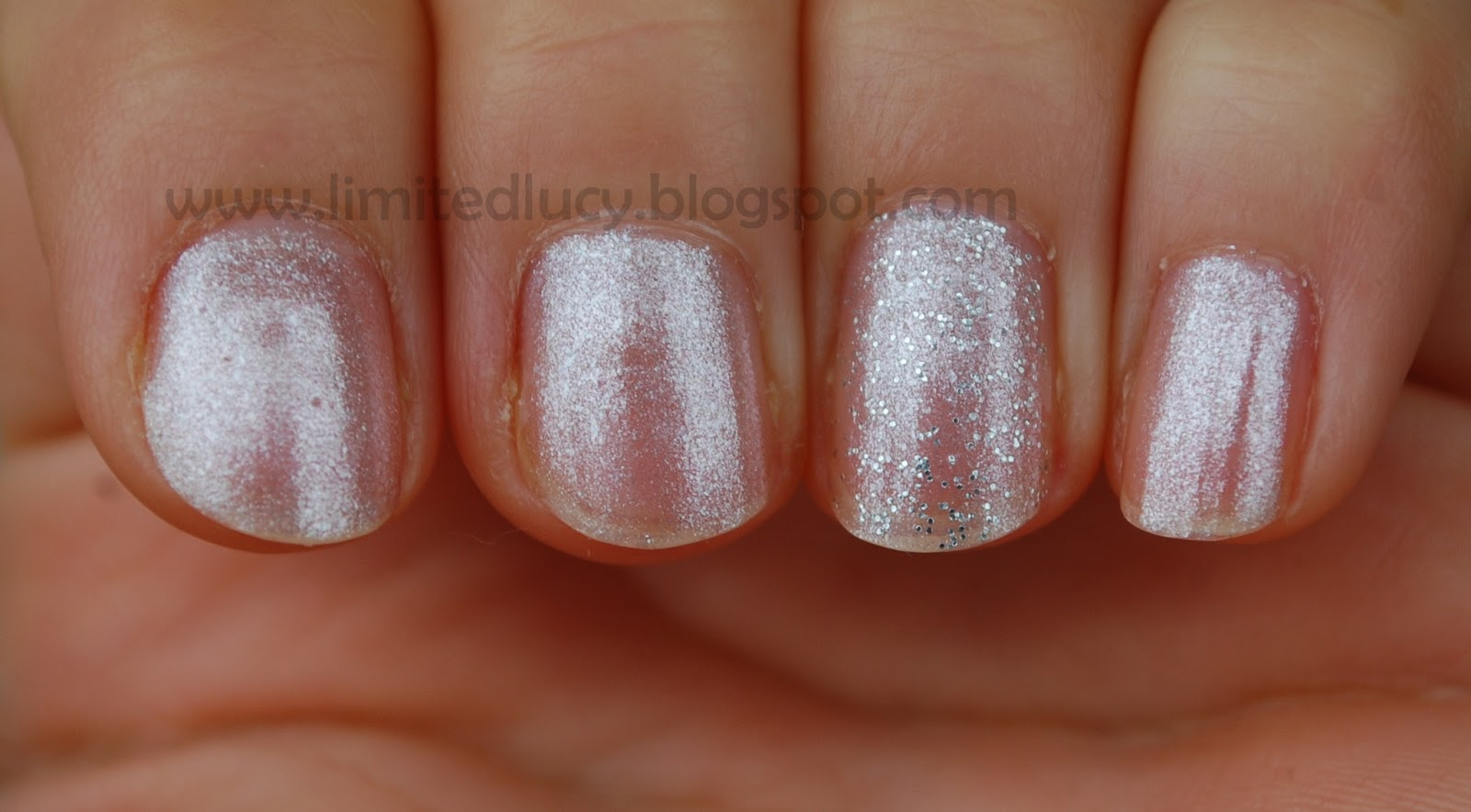 LUCY brb: Deborah Lippmann: Whatever Lola Wants - nail polish swatch ...