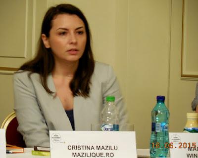 Cristina Mazilu