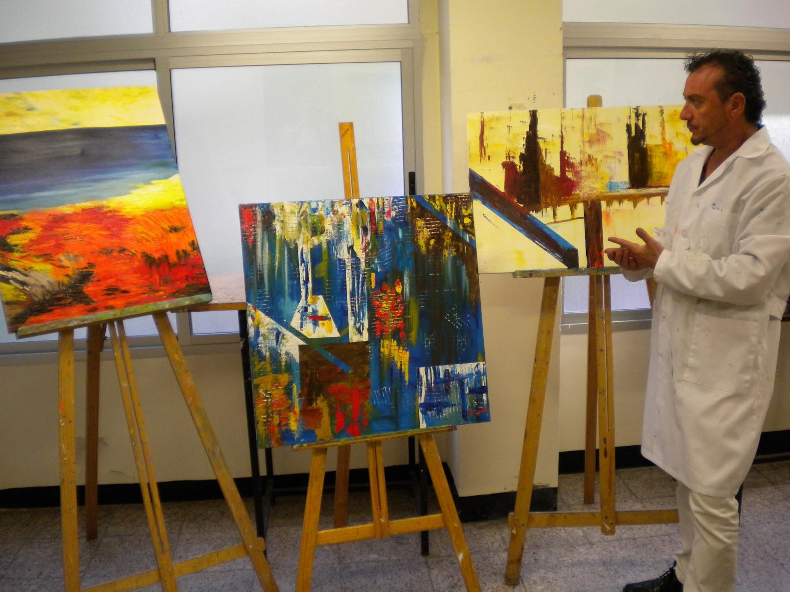 Fundaci n oscus zaragoza est pasando en el taller de - Talleres zaragoza ...