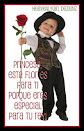 Una rosa para tí..