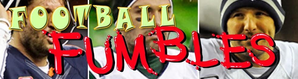 Football Fumbles
