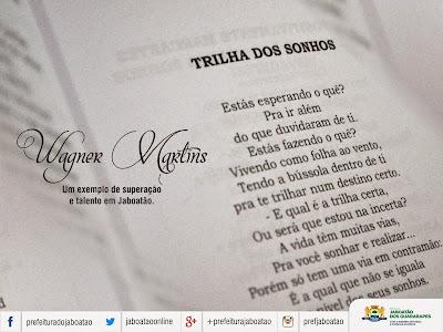 Entrevista Feita por Acontece com Wagner Martins