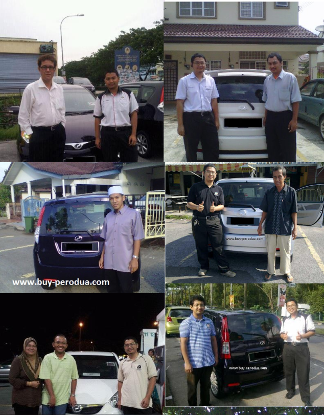Dapatkan Promosi terhebat Perodua Alza.