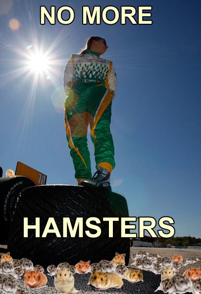 Lotus Hamster