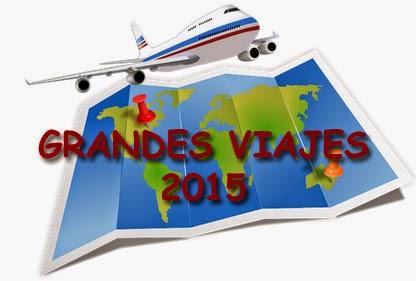Algunos destinos y grandes viajes para disfrutar en 2015