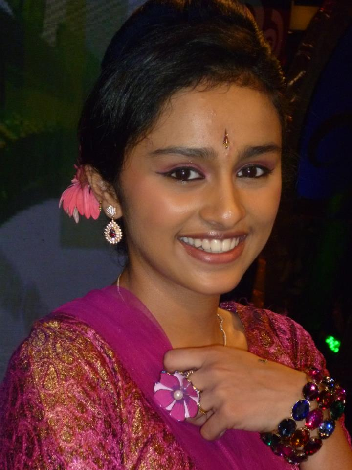 Super Singer Pragathi Speech Abour Oru Mirugam Song In Paradesi Film