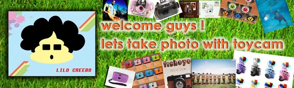 Jual Lomo Murah  Toycam Polaroid murah Instax Holga FIsh eye  Jelly Lens Murah Terpercaya