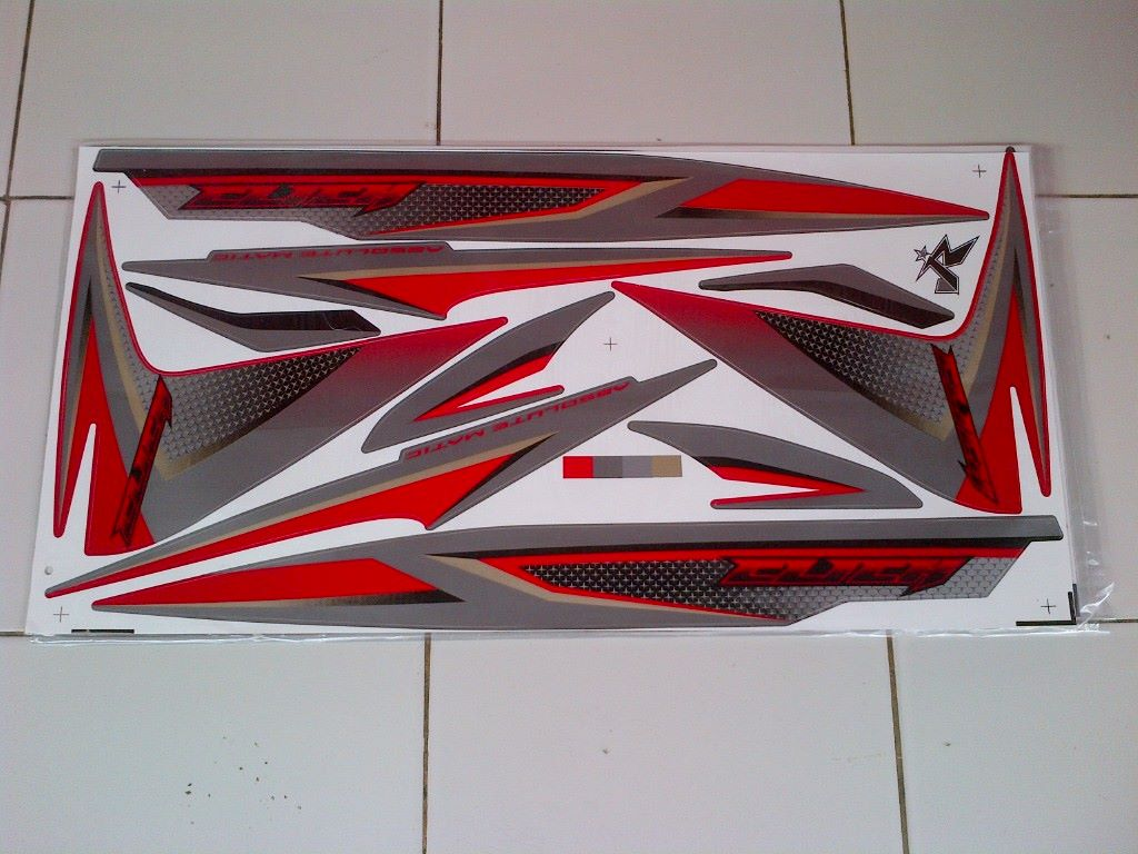 Striping variasi new vario 110 fi