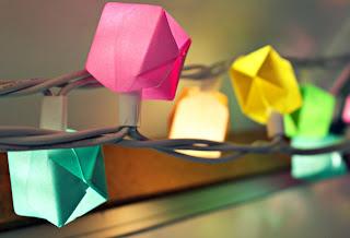 cara Membuat Origami Lampion yang cantik