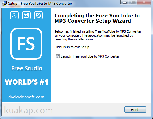 DVDVIDEOSOFT.COM  Software Free Youtube Downloader Converter,Tutorial Cara Instal