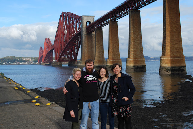 Team SAMH - Forth Rail Bridge