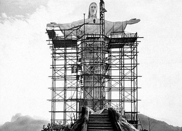 Christ The Redeemer, Rio, 1926-1931