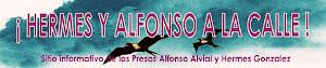 HERMES Y ALFONSO A LA CALLE!!
