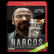Narcos 3 Temporada Completa 720p Audio Dual Lat-Eng (2017)